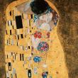 Poznámkový kalendář Gustav Klimt 2019, 30 x 30 cm