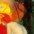 Poznámkový kalendář Gustav Klimt 2020, 30 × 30 cm