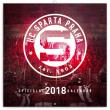 Poznámkový kalendář HC Sparta Praha 2018, 30 x 30 cm
