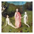 Poznámkový kalendář Hieronymus Bosch, 2020, 30 × 30 cm