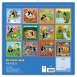 Poznámkový kalendář Krteček 2019, 30 x 30 cm