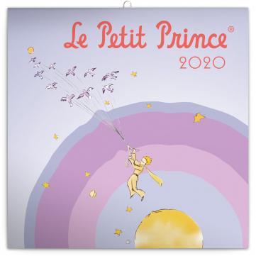 Grid calendar Le Petit Prince 2020, 30 × 30 cm