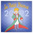 Poznámkový kalendář Malý princ 2022, 30 × 30 cm