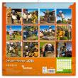 Poznámkový kalendář Ovečka Shaun 2018, 30 x 30 cm