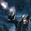 Poznámkový kalendář Pirates of the Caribbean – Dead Men Tell No Tales 2018, 30 x 30 cm