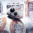 Poznámkový kalendář Star Wars 2020, 30 × 30 cm