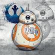 Poznámkový kalendář Star Wars 2021, 30 × 30 cm