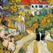 Poznámkový kalendář Vincent van Gogh 2019, 30 x 30 cm