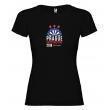 Prague Darts Masters dámské tričko, černé