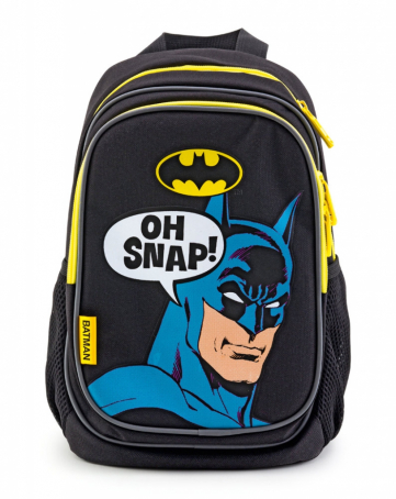 Předškolní batoh Batman – OH SNAP!