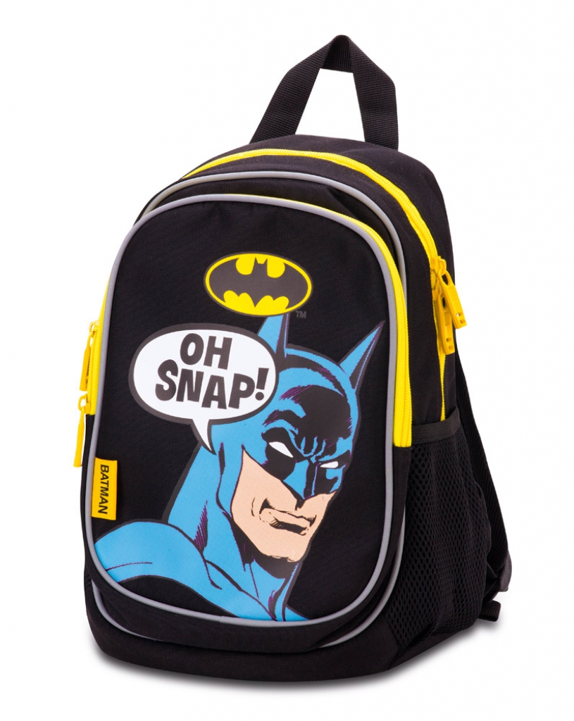 Předškolní batoh Batman – OH SNAP!  b8b217e6d0
