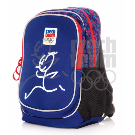 Pre-school backpack Czech team – Zátopek