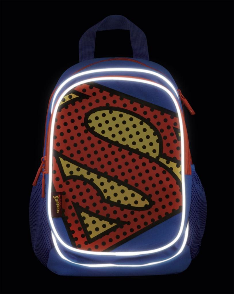 ... Předškolní batoh Superman – POP ... 083a45969e