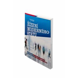 Řízení moderního státu, kniha 155 x 210 mm