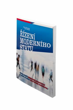 Řízení moderního státu, book 155 x 210 mm