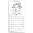 Rodinný plánovací kalendář Maappi 2022, 30 × 30 cm