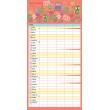 Rodinný plánovací kalendář SK 2021, 30 × 30 cm