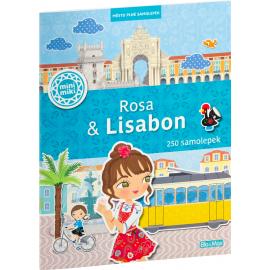 ROSA & LISABON – Město plné samolepek