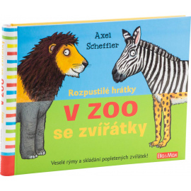 Safari - flip flap book