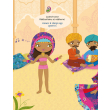 Šaty pre AŠNU ─ Kniha samolepiek