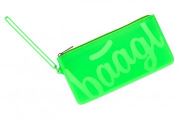 Silikonové pouzdro neonově zelené