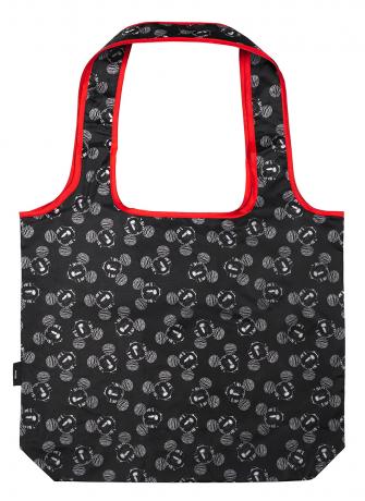 Skládací nákupní taška Mickey