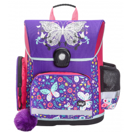 School bag Butterfly