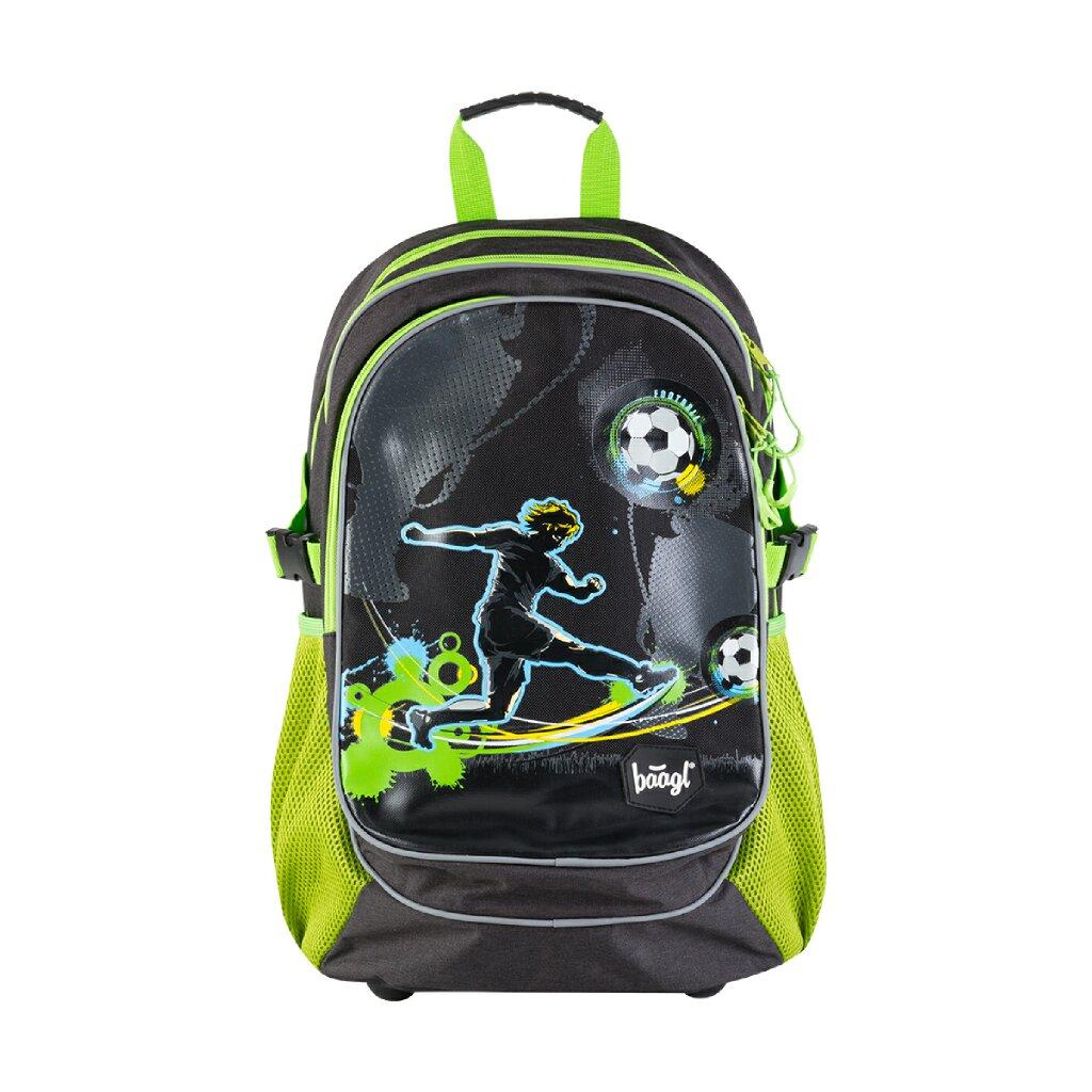 f79b9cb6843 Školní batoh Fotbal Přehrát video