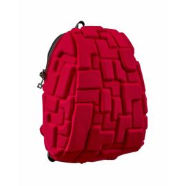 Školní batoh MadPax Blok střední, červený