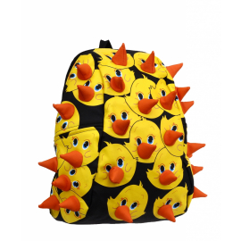 Školní batoh MadPax Spiketus Rex střední, kachničky