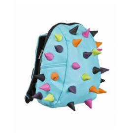 Školní batoh MadPax Spiketus Rex střední, světle modrý multi