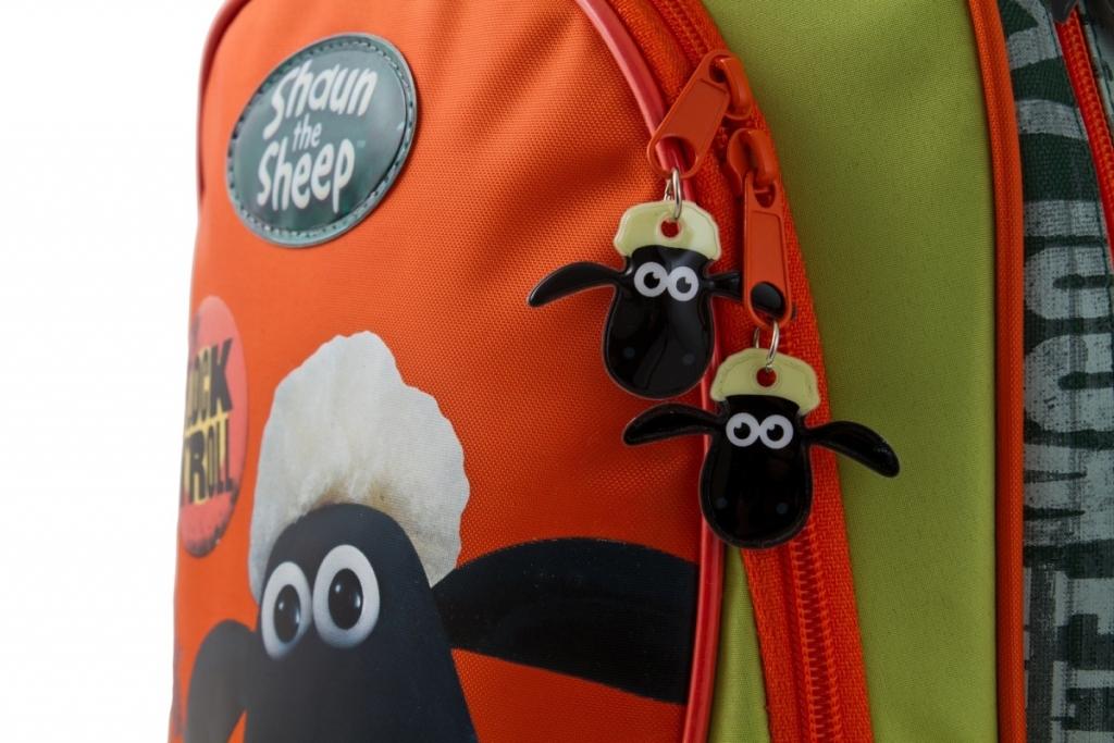 4ce1824a0e0 ... ergonomický velký Školní batoh Ovečka Shaun