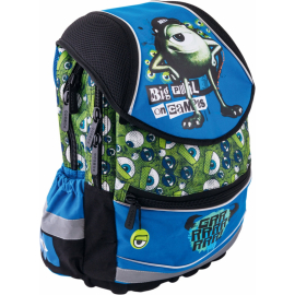 School bag Monsters Boys, big