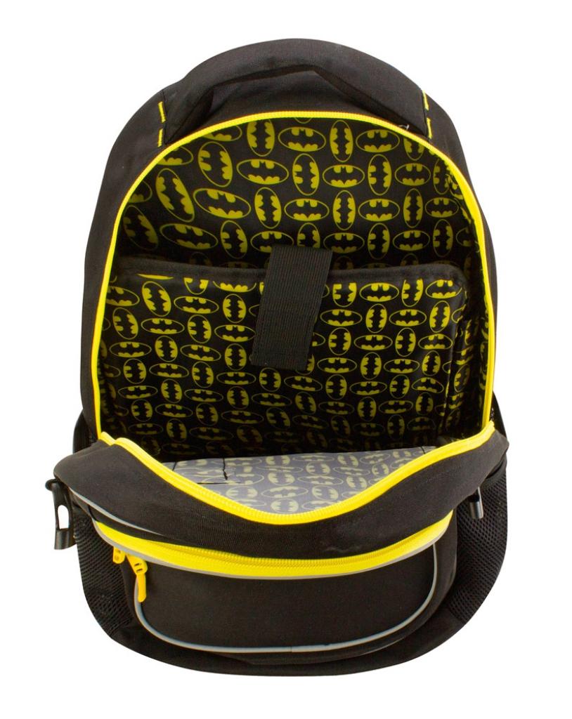 ... Školní batoh s pončem Batman – ORIGINAL ... c6ef187574