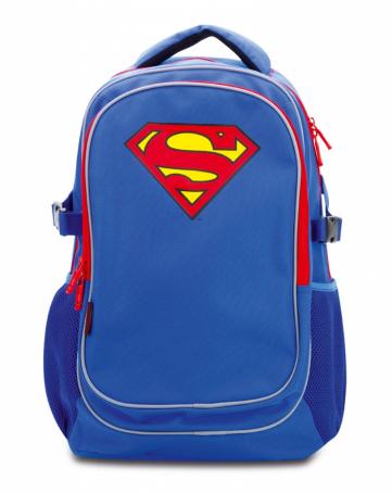 Školní batoh s pončem Superman – ORIGINAL