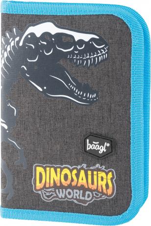 Školní penál klasik Dinosauři