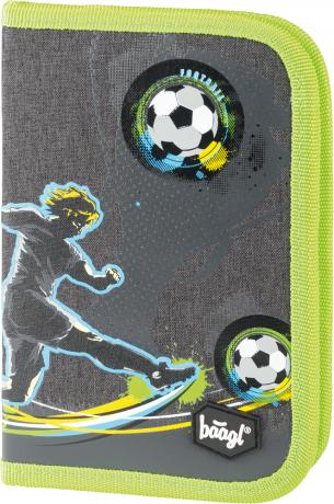 Školní penál klasik Fotbal