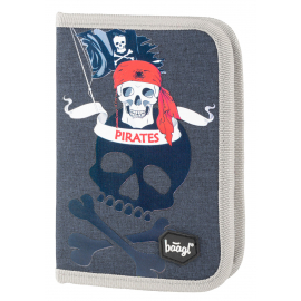 School pencil case Pirates