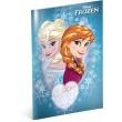 Školní sešit Frozen – Ledové království Sisters, A5, 40 listů, čtverečkovaný