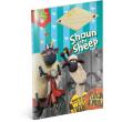 Školní sešit Ovečka Shaun , A5, 20 listů, nelinkovaný