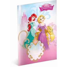 Školní sešit Princezny – Duo, A5, 40 listů, nelinkovaný