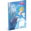Školní sešit Princezny – Popelka, A4, 20 listů, nelinkovaný