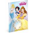 Školní sešit Princezny – Trio, A5, 40 listů, linkovaný