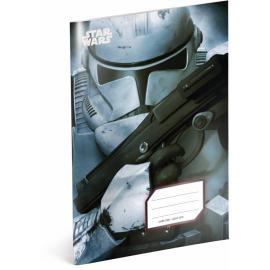 Školní sešit Star Wars – Clone, A4, 40 listů, čtverečkovaný