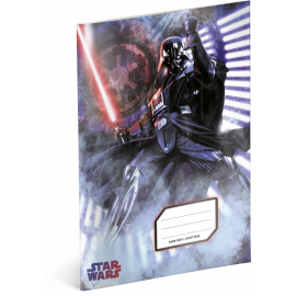 Exercise book Star Wars – Darth Vader,A4, 40 sheets, lined
