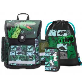 School set Dino
