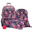 Školní set Flamingo