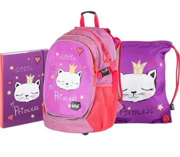 Školní set Kočky II