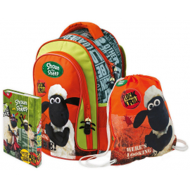 School set Shaun the Sheep