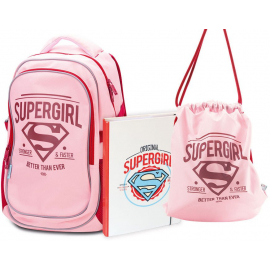 School set Supergirl